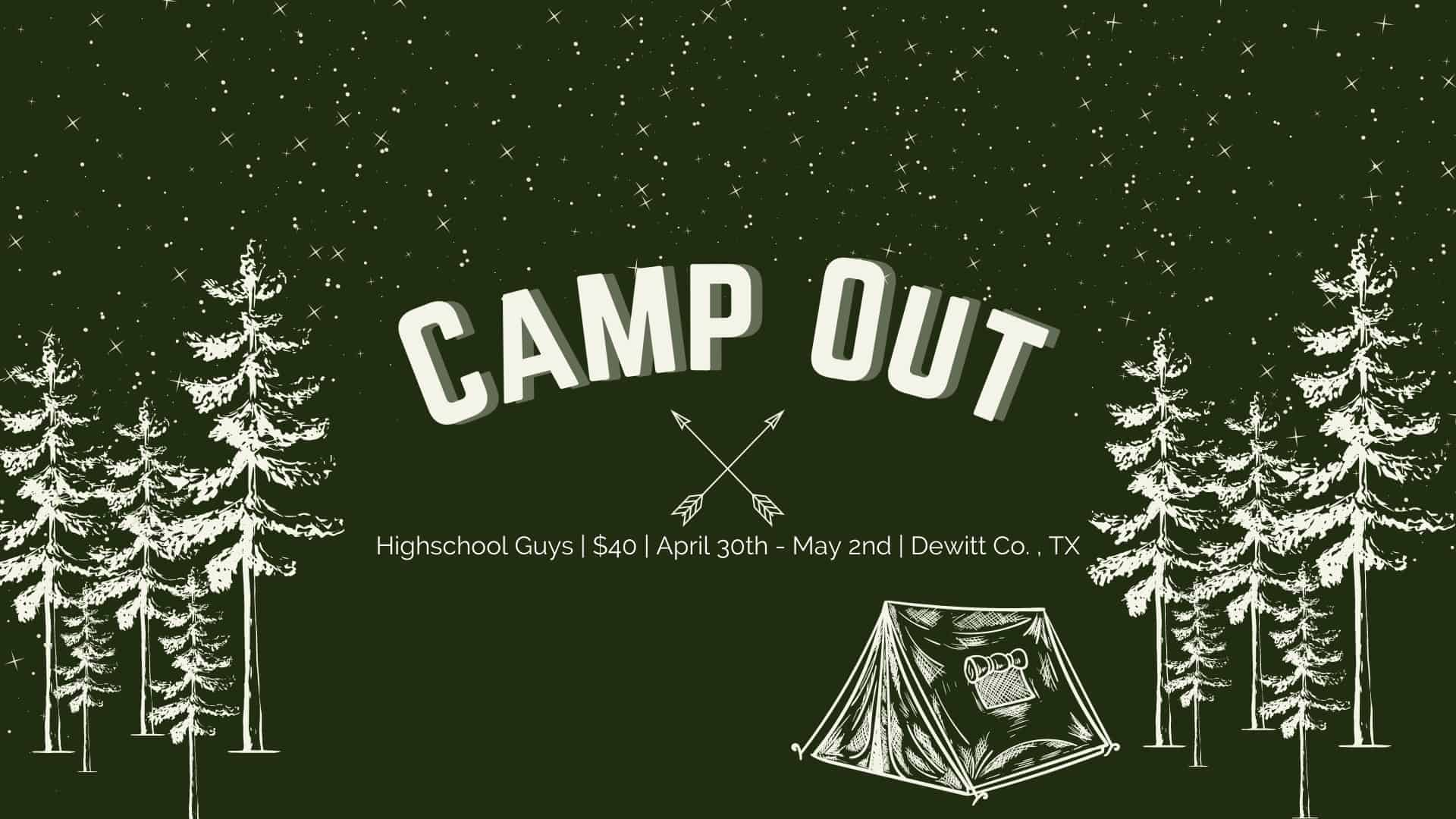 camp-out