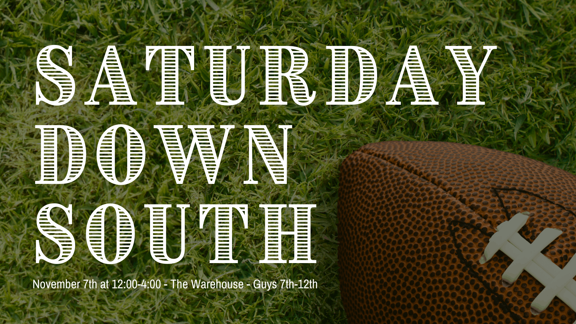 Saturdays-down-south