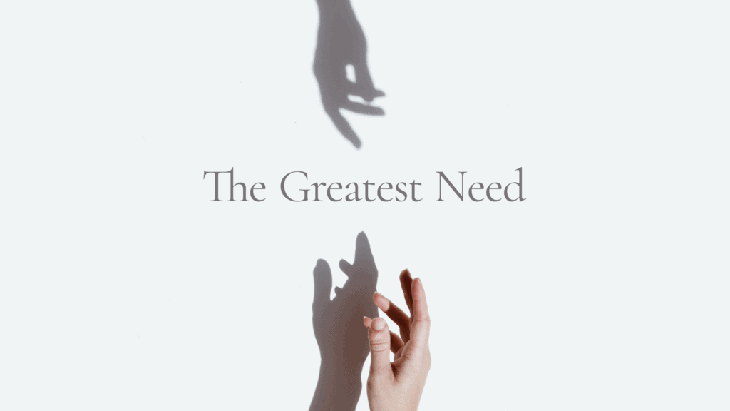 the-greatest-need