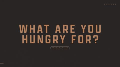 what-are-you-hungry-for