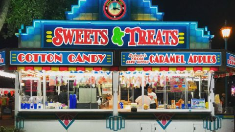 The Candy Store is Open...